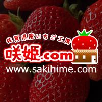 佐賀いちご農家 咲姫.com